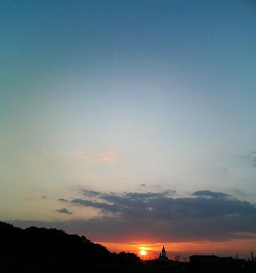 夕焼けだは。。。。.JPG